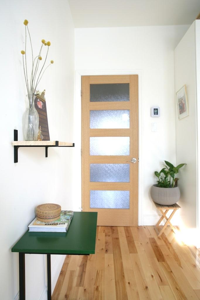 étagère style vintage industriel équerre fonte T / T Shaped cast iron bracket for you shelves