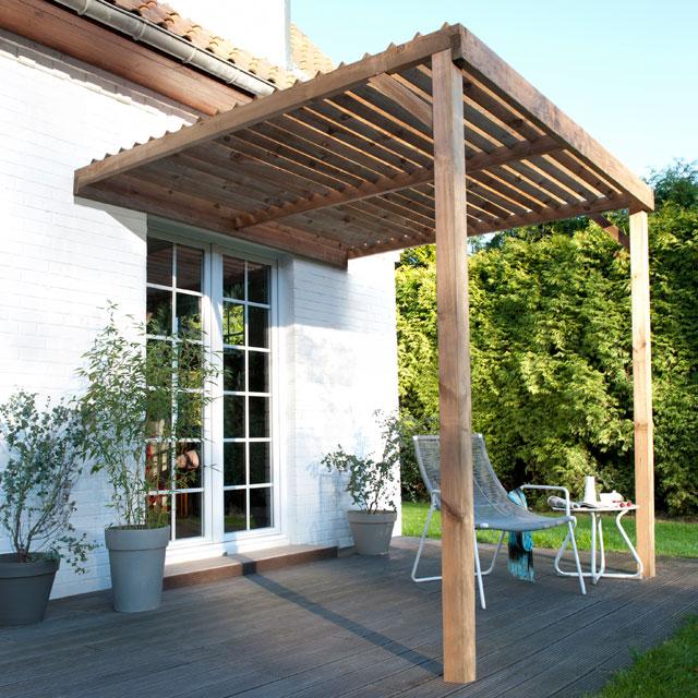 Porte Jardin En Bois – Myqto.com