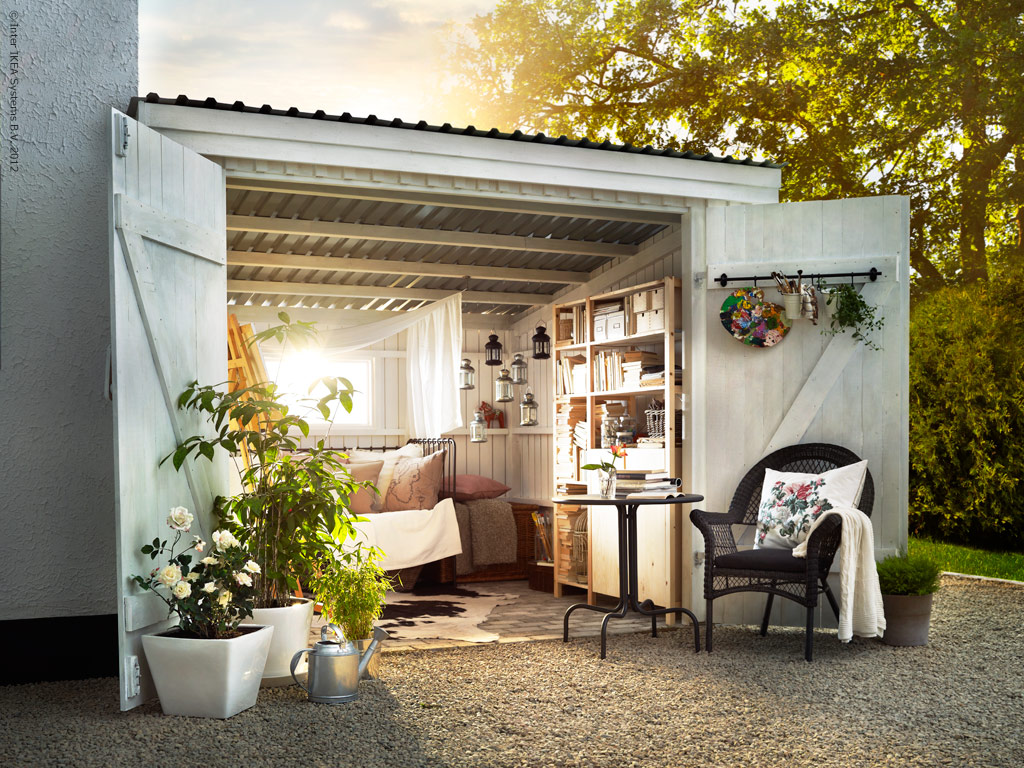Cabane De Jardin Scandinave - Amazing Home Ideas ...