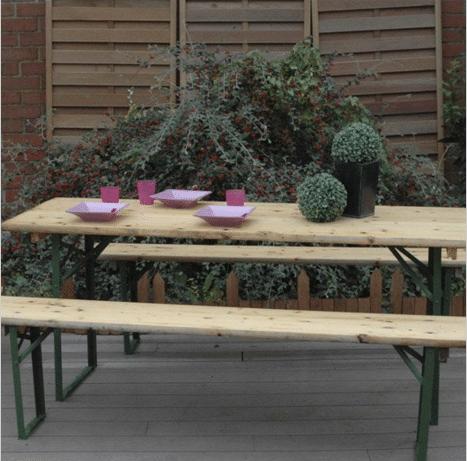 Leroy Merlin * - Salon de jardin - 129 Euros