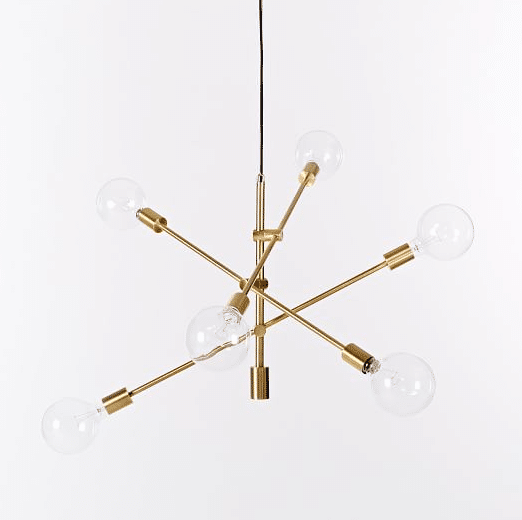West Elm - Suspension - 279$