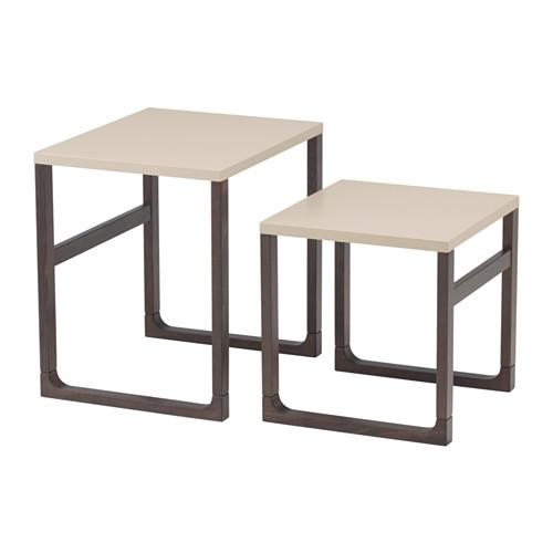 IKEA - 2 tables basses - 129$