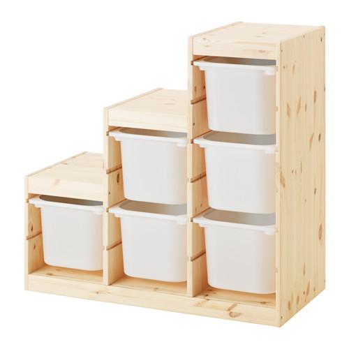 IKEA - meuble de rangement - 105 $