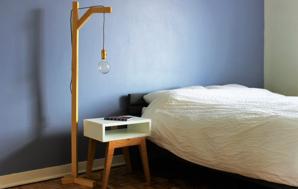 10 diy de lampes r alis s par des blogueurs d conome. Black Bedroom Furniture Sets. Home Design Ideas
