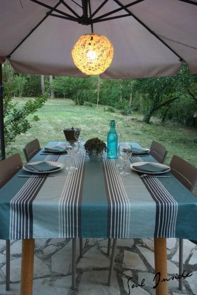 DIY luminaire exterieur avec du fil de fer et de la laine / DIY outdoor lamp with wool and wire