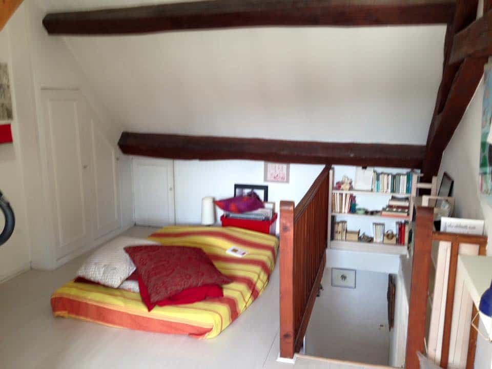 La chambre Avant