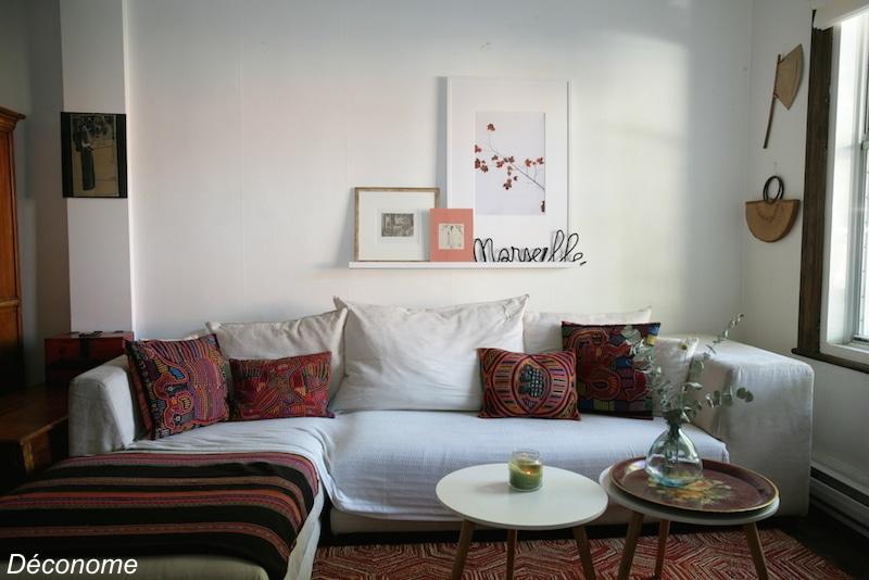 comment poser un cadre pour photos dans son salon et quelle est la bonne hauteur
