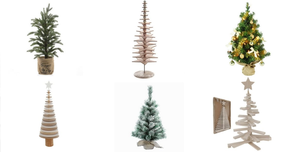 Sapins de table