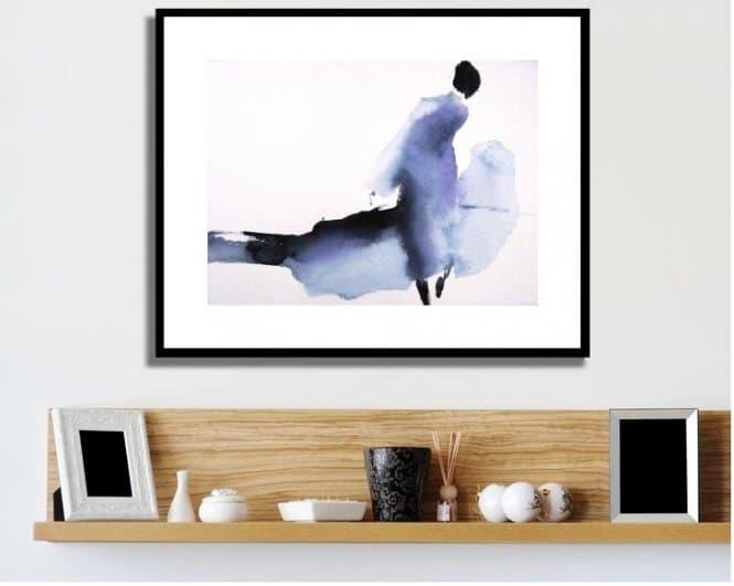 Sylvia Baldeva - Rhapsodie bleue - 700 Euros