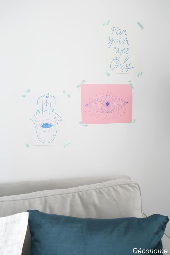 Créez vos propres oeuvres d'art au marqueur Sharpie / create your own artwork with sharpie markers