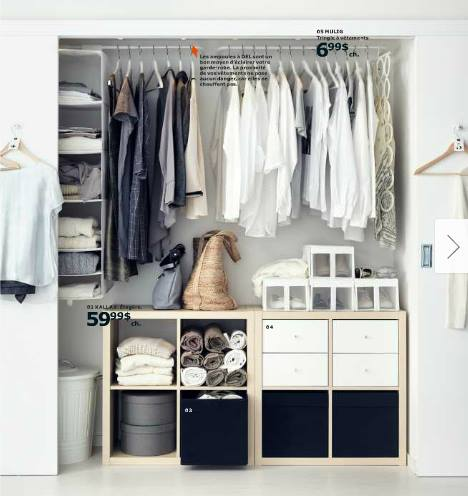 les meilleures id es gain de place dans la chambre d conome. Black Bedroom Furniture Sets. Home Design Ideas