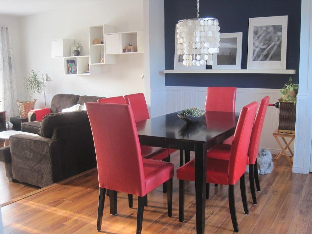 décoration petit budget salle à manger et salon