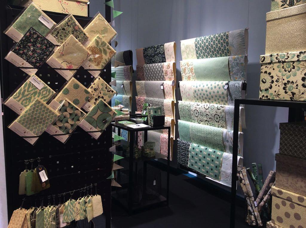 Papiers Bungalow au Salon Maison & Objet