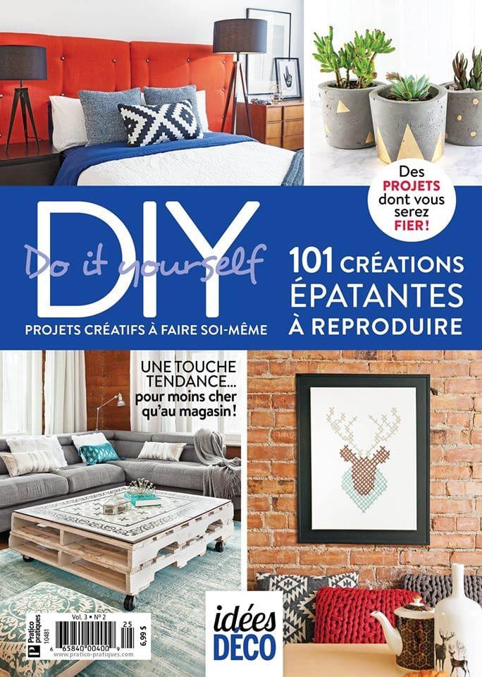 magazine Idée Déco DIY