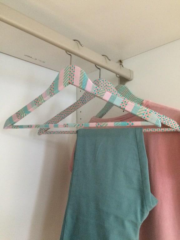 cintres washi tape