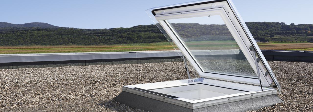 ajouter une fenêtre de toit ou un puits de lumière: un