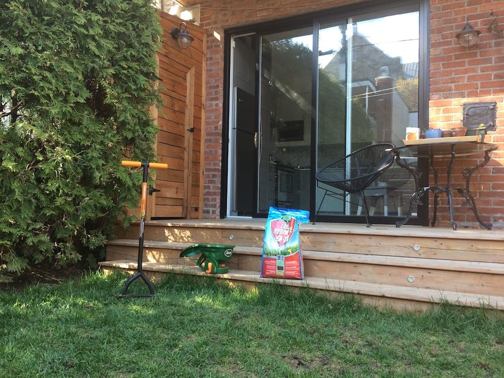 Entretien de ma pelouse: questions / réponses