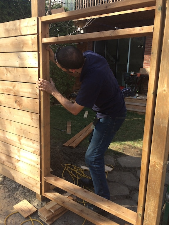 comment fabriquer une porte de clôture