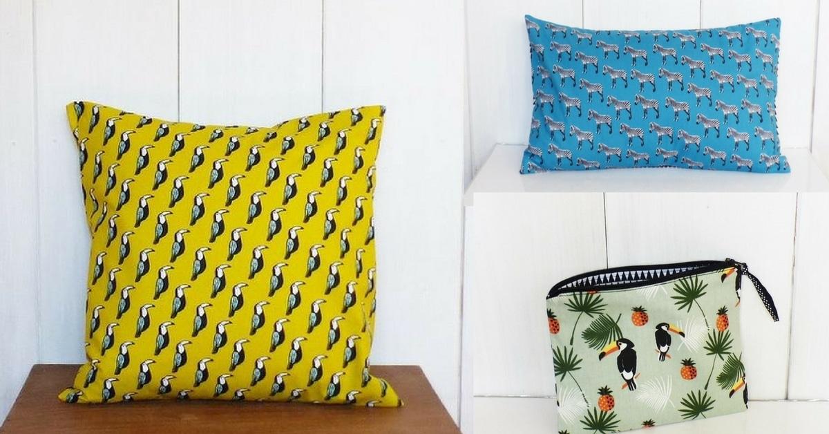Zig et Zag Textile / A Little Market