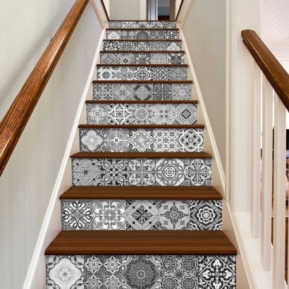 comment utiliser des carreaux de ciment dans sa d co d conome. Black Bedroom Furniture Sets. Home Design Ideas