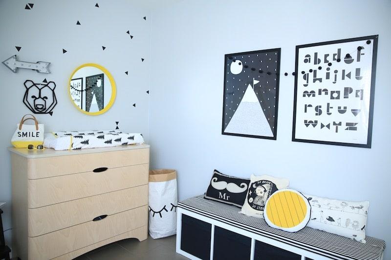 transformer étagère IKEA en banquette