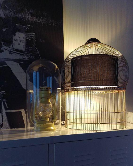 DIY réplique de la lampe Sunset de Gonalons
