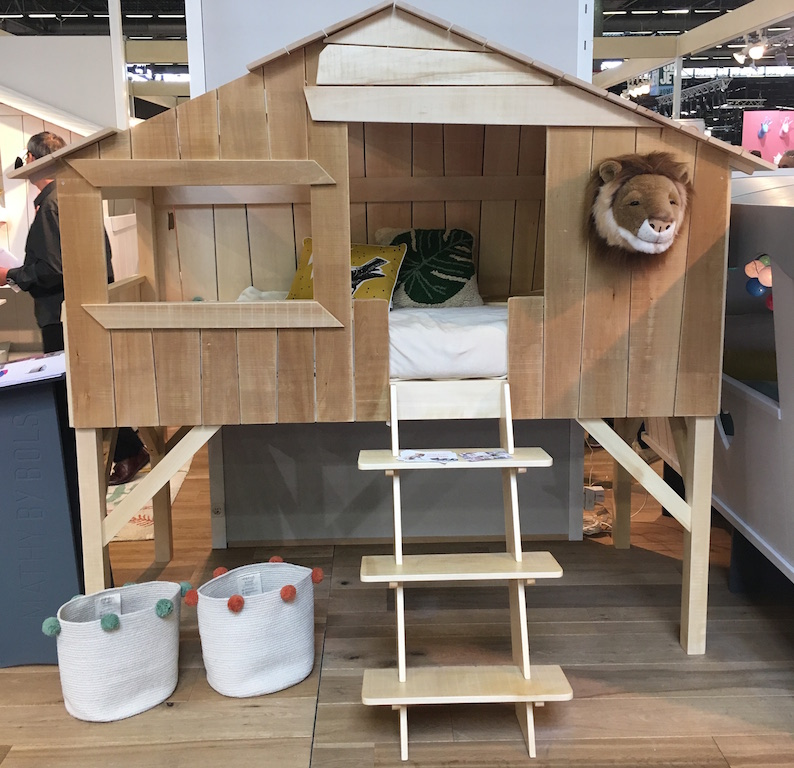 lit cabane du salon Maison & Objet 2017