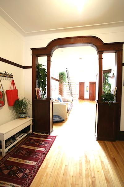 arche antique maison québec