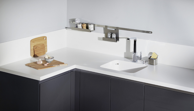 avantages et inconv nients des diff rents plans de travail de cuisine d conome. Black Bedroom Furniture Sets. Home Design Ideas