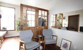 Créer un hall d'entrée avec des portes suspendues