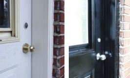 Comment transformer une porte extérieure ?
