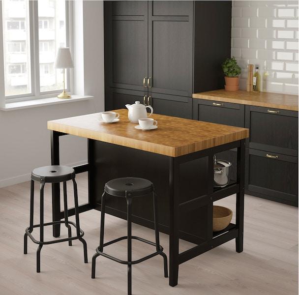 Un lot de cuisine de style ancien les plus beaux Ikea meuble industriel