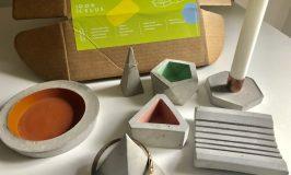 Créer des objets décoratifs en béton + CONCOURS