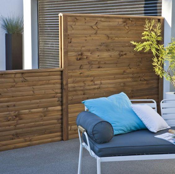 poteaux de bois rainurés pour clôture à assembler soi-même