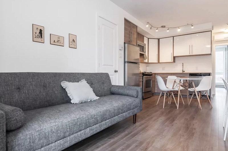 location courte durée airbnb québec