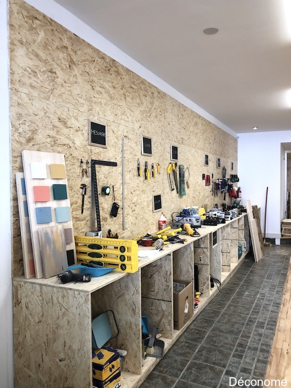 Atelier bricolage sur place coworking cours montreal