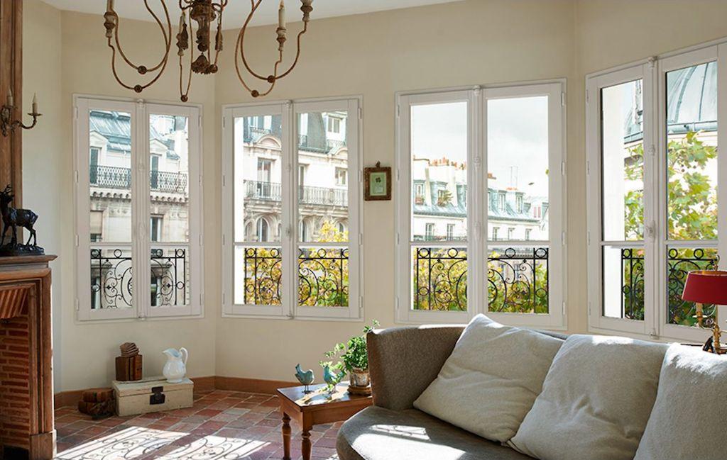 Lapeyre Fenêtre Excellence chêne