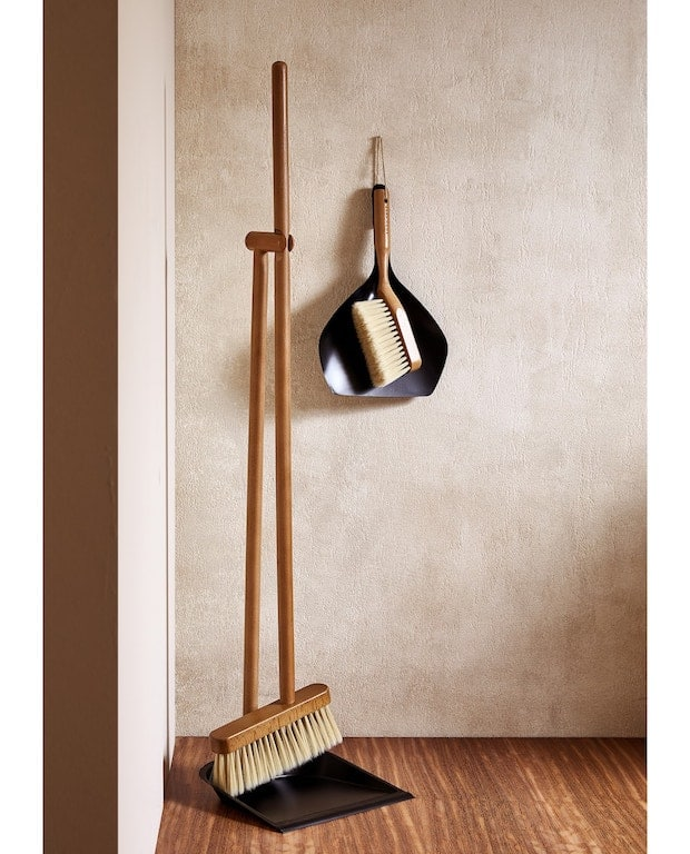 Balais en bois et accessoires ménagers sans plastique zéro déchet