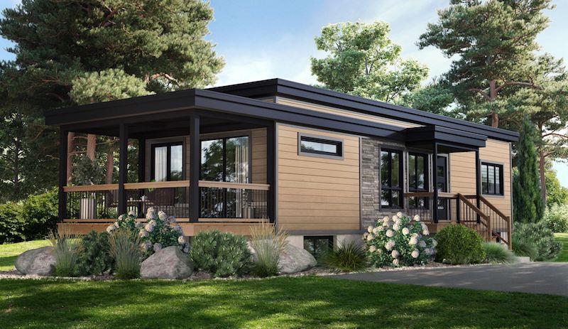 Maisons Confort Design micro maison