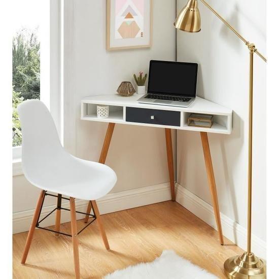 Mini bureau en coin