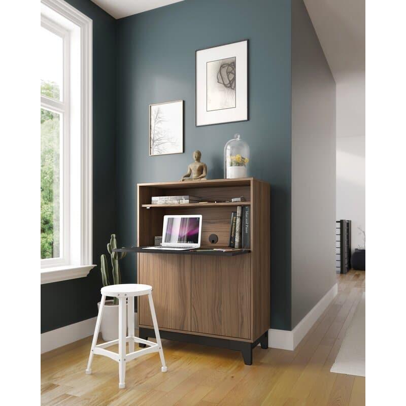 meuble de bureau de style secrétaire
