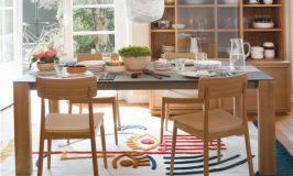 table de salle à diner en bois Habitat