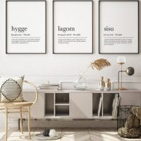 tendance Sisu finlandais - Lagom - Hygge