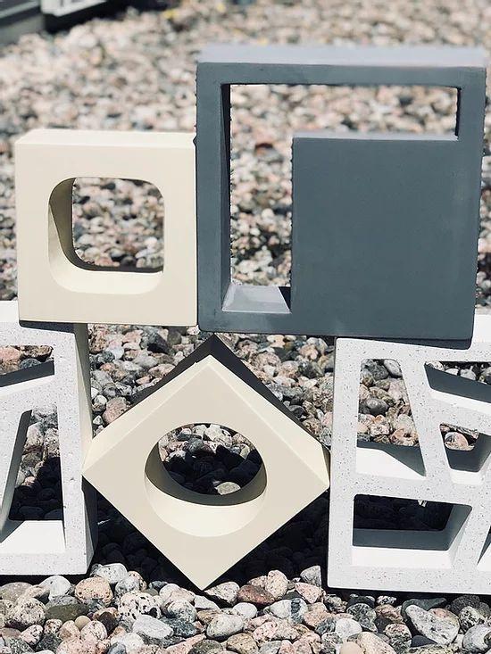 breeze blocks québec par Béton Multi Surfaces