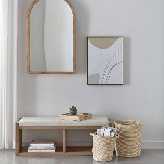 miroir arche