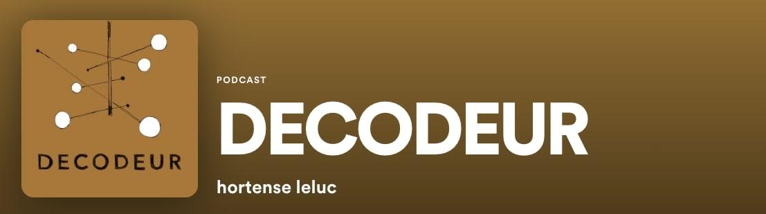 podcast décoration france